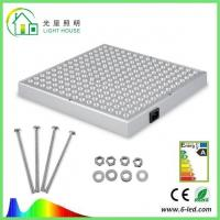 Quality Hydroponic LED Panel Grow Light Red Color For Blooming / Flowering , US EU Standard wholesale