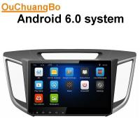 Quality Ouchuangbo car radio android 6.0 for Hyundai IX25 with Bluetooth music and Bluetooth Phone SWC USB AUX wholesale