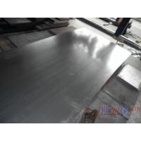 Quality Thin Zinc Coated Cold Rolled Steel Plate For Building Materials wholesale
