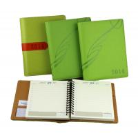 Quality Spiral Notebook with PU Cover wholesale