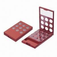 Quality Cosmetic Packaging Boxes/Containers, Eye Shadow Compact, Eye Shadow Case wholesale
