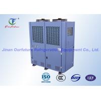 Quality Box Air Conditioning Compressor Rack , Copeland Commercial Refrigeration Units wholesale