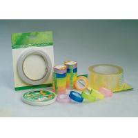 China Clear Adhesive Cellophane Tape UV Resistant Label Protection Tapes on sale