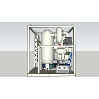 Quality High Vacuum Transformer Oil Purifier Dehydration With Roots Fixing Type With Four Wheels wholesale
