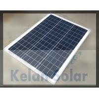 Quality High Output Solar Panels 50W , Most Efficient Solar Panels For Your Home wholesale