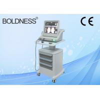 Quality High Intensity Focus Ultrasound HIFU Beauty Machine For Face Lifting / Wrinkle Removal CE wholesale