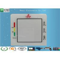 Quality 2mm Acrylic Overlay Capacitive Membrane Switch , Tactile Membrane Switch Pad wholesale