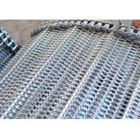 Quality Heat Resistant Spiral Conveyor Belt Wire Mesh For Food Drying wholesale