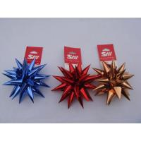 Quality Hand Made Professional Gift Bows Christmas Bows In PET Materials wholesale