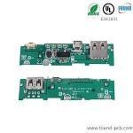 China 4 Layer Rigid Bergquist Aluminium PCB 3OZ Copper Green Black Colored for sale