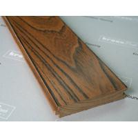 China Natural Antique 18 mm Wood Flooring with Simple and smooth texture on sale