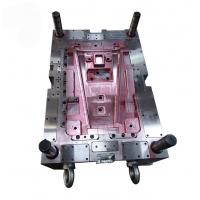 Quality Professionally Produced Bumper Injection Mould Tool / Multi Cavity Mold wholesale