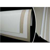 Quality 6% - 8% Moisture Smooth Duplex Paper Board White Coated Grey Back Offset Printing wholesale