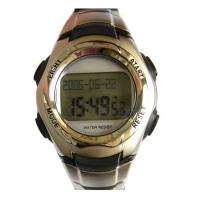 Quality Men Multifunctional Digital Watch Countdown Timer Muslim Prayer Watch wholesale