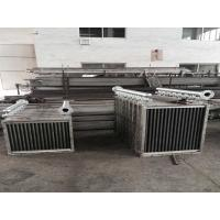 Quality High Pressure Industrial Steam Heat Exchangers 120℃  - 300℃ High Temp Resistance wholesale