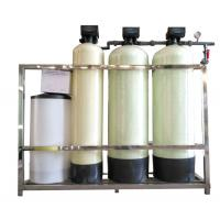 Quality FRP TANK Automatic FLECK Fleck Water Softener Unit , Industrial Water Softener wholesale