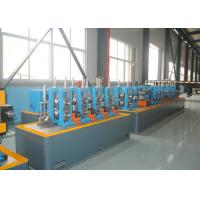 Quality Customizable Stainless Steel Pipe Mill , Welded Pipe Production Line wholesale