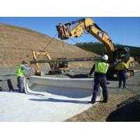 Buy cheap Non Woven Ground Cover Fabric , Geotextile Filter Fabric For Construction Soil Retainer product