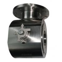 China 3 Way Ball Valve Side Antistatic Function Installed Type Top Installed Type on sale