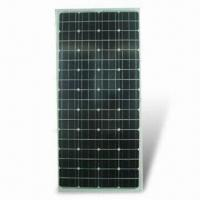 China Monocrystalline Solar Panel/Module with 33.8V Power Voltage and 3.35A Current on sale