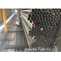 Quality Pollution Control Nickel Alloy Pipe , UNS N08825 ASTM B163 Alloy 825 Tubing wholesale