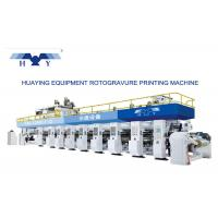 Buy cheap Computer Gravure Press Gravure Printing Machine 8 Colors Working Speed Faster Than 300 m/min product