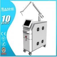 China 2016 nd yag laser tattoo removal machine/skin whitening laser machine/face lifting machine on sale