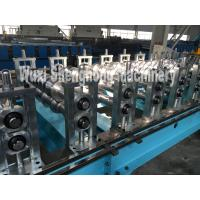 Buy cheap Colored steel sheet roll forming machine for making roof panel at yield stress from wholesalers