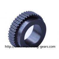 China Toothed Synchronous Belt Pulley , Industrial Transmission Timing Belt Pulley on sale