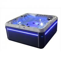 Quality Optional Color Therapeutic Spa Hot Tub Waterfall Music Speaker For Outdoor wholesale