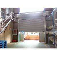 Quality Intelligence High Performance Industrial Security Door High Speed Roll up Door wholesale