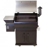 China kitchen large Charcoal Pellet Grill wood pellet burning grills on sale