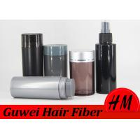Quality Eco - Friendly Natural Keratin Fibers , Colored Hair Powder For Thinning Hair wholesale