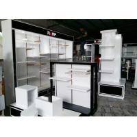 Quality Large Capacity Clothing Display Case Customized Size For Men Retail Shop wholesale