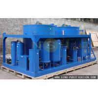 China Used engine hydraulic diesel Oil Recycling Equipment on sale