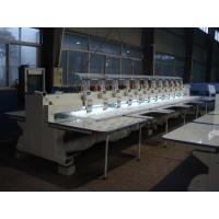 Quality Flat High Speed Embroidery Machine , Commercial Monogramming Machine 1000RPM Speed wholesale