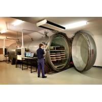Quality Rubber / Wood Industrial Autoclave Of Large-Scale Steam Equipment , Φ1.65m wholesale
