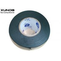 Quality 2 Ply Wrap Butyl Rubber Tape Butyl Rubber Adhesive For Water / Oil Pipes wholesale