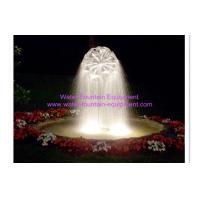 2 Inch Dandelion Sphere Pond Fountain Nozzles For Water Features