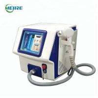 China Permanent Diode Laser Hair Removal Machine Skin Rejuvenation Function on sale