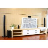 Quality Different Kinds Of Particle Board TV Stand Melamine Paper Coated Panels 16mm wholesale