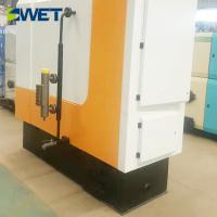 China Reliable performance fully automatic feed water 600kg wood fired steam boiler for textile industry on sale