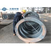 Quality EN10222 P305GH Carbon Steel Forged Stainless Steel Disc Proof Machined Boiler Forgings wholesale