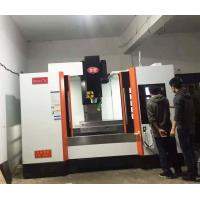 China Ball Type Linear Guide Way Precision CNC Machining Center VMC Equipment on sale