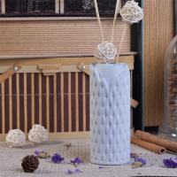 Handmade 200ml Empty Ceramic Fragrance Aroma Diffuser Bottles