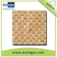Quality Wavy wall tiles mosaic panel for wall decorative design wholesale