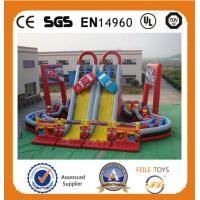 Quality Hot Sale high quality commerical inflatables slide in China wholesale