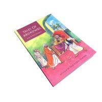 Quality Matte Cover Children's Book Printing Service With Perfect Binding wholesale