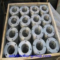 Quality ASTM16.5 Gr1Titanium Welding Neck Flange DN10 - DN600 Class150 / 300 / 600 / 9001500 wholesale