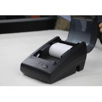 Quality POS System 2 Inch Thermal Printer With Big Roll , 48 mm Handheld Receipt Printers wholesale